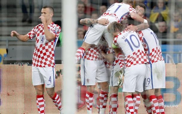 Хорваты показали  неменее  высокий класс— Андрей Шевченко