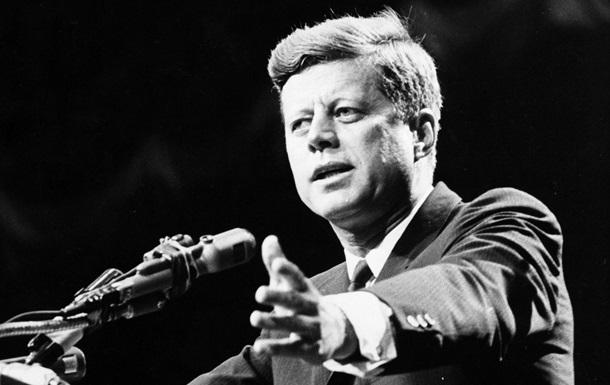Плавки Кеннеди продали на аукционе в США