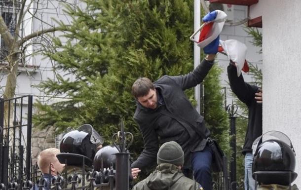 Причастные катакам надипучрежденияРФ украинцы заочно арестованы