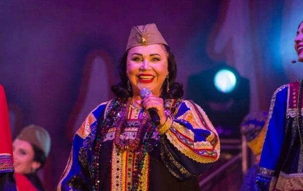 Русская исполнительница Надежда Бабкина угодила в информационную базу сайта «Миротворец»