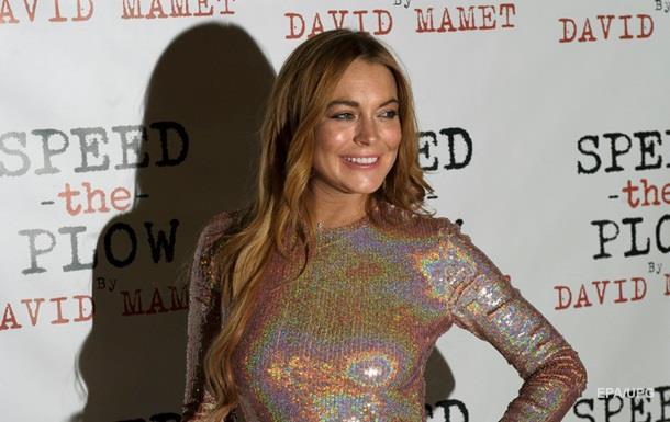 Линдси Лохан заступилась за продюсера, замешанного в секс-скандале