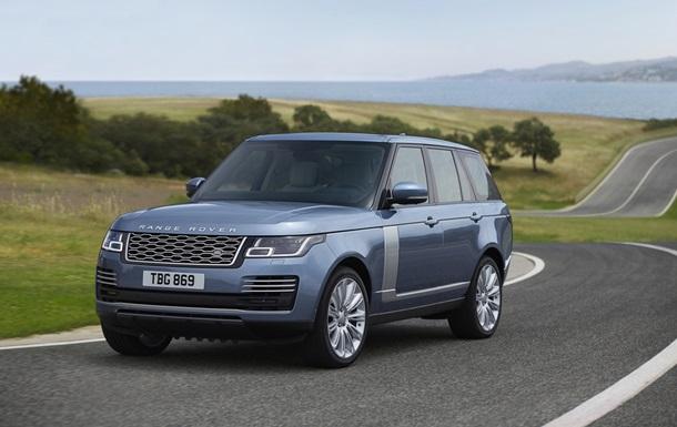 Обновленный Range Rover представили официально