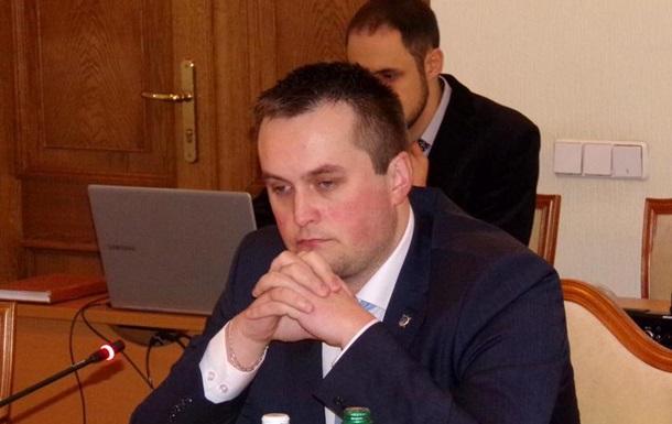 Холодницкий: По делу о растрате в Минобороне задержаны четыре человека