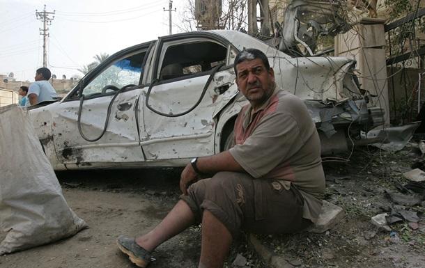 В Іраку смертник підірвав кафе: загинули 11 осіб