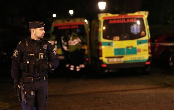 В Швеции произошла стрельба: есть раненые