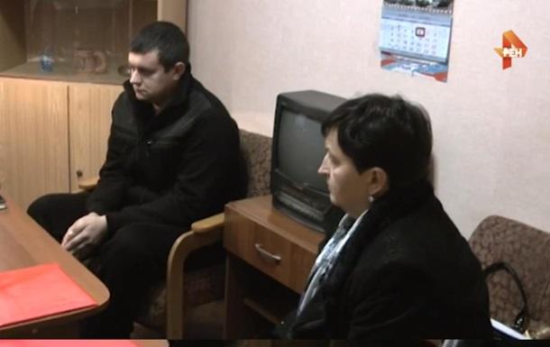 В Сети появилось видео допроса украинских пограничников в РФ