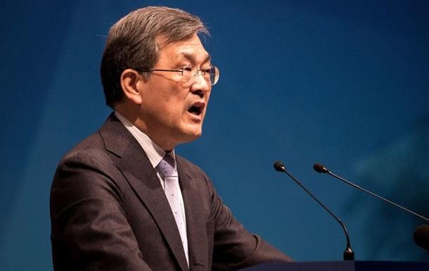 Гендиректор Samsung объявил об отставке  <a href=