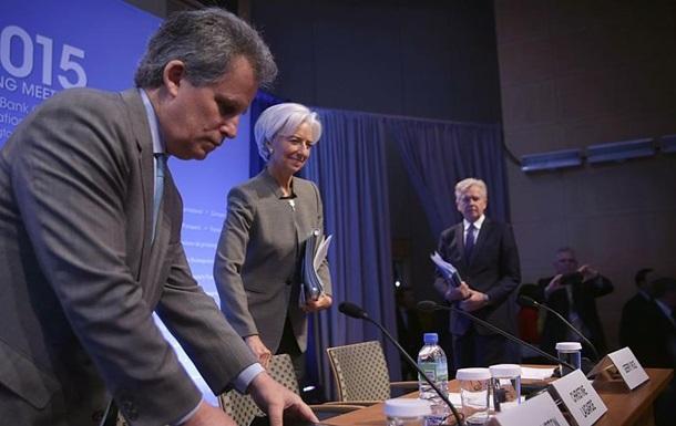 МВФ: Украина должна размышлять ореформах, ноне овыборах