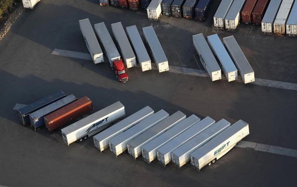Импорт товаров в Украину превысил экспорт на $3 млрд