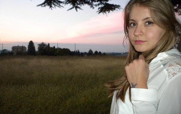В Италии нашли повешенной девушку с Украины