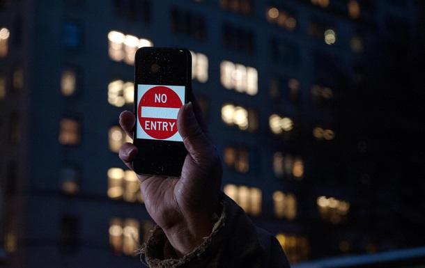 Митники конфіскували телефонів на 21,5 млн гривень
