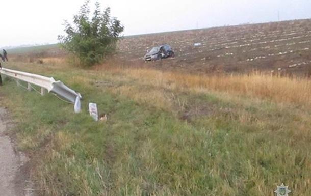 ВДТП под Запорожьем погибла днепрянка: еще троих госпитализировали