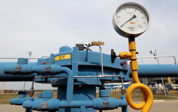Украина в 2017 году импортировала газа на $2 млрд
