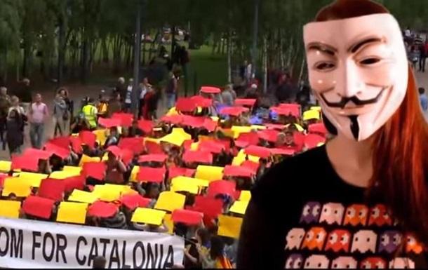 Anonymous зламали сайти трьох міністерств Іспанії