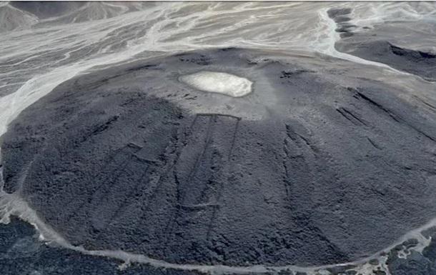 Таинственные порталы обнаружили варавийской пустыне
