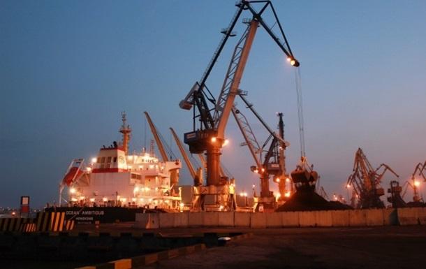 В Украинское государство прибыло седьмое судно сантрацитом изЮАР для «ДТЭК»