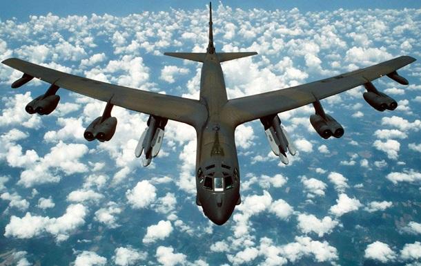 США вперше за26 років приведуть бомбардувальники B-52 вбойову готовність