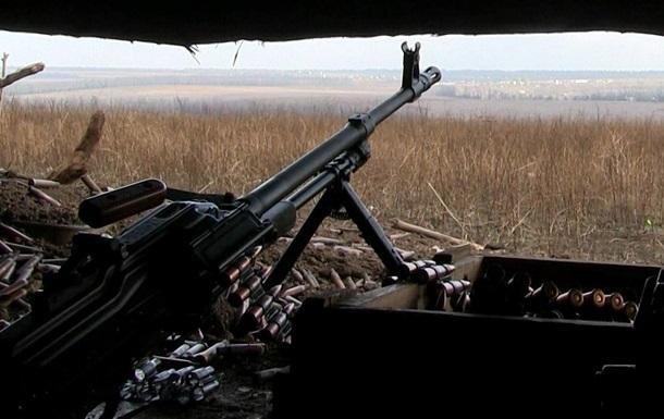 Узоні АТО загинули четверо українських військових, троє - поранені. Доба наДонбасі