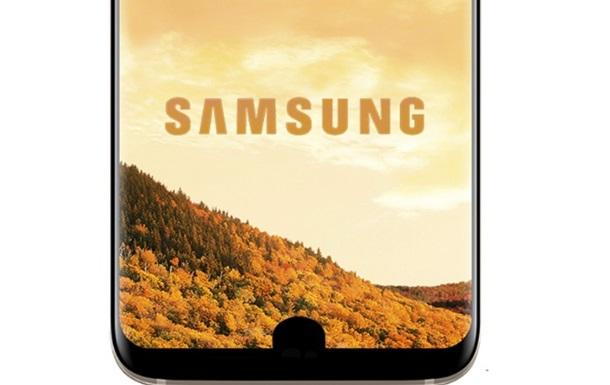 Самсунг Galaxy S9 получит экран свырезом внижней части