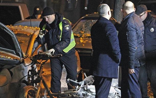 Покушение на Мосийчука: взрывчатку заложили в мопед