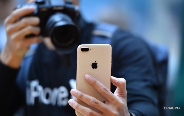 IPhone-приложения могут следить завами через камеру