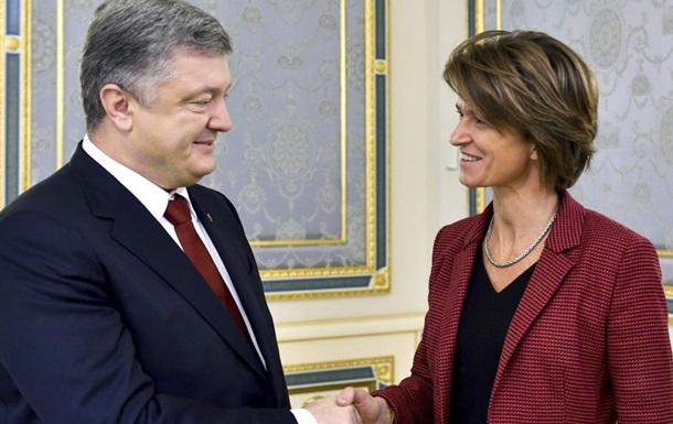 Премьер: Engie возьмется развивать нефтегазовый сектор Украинского государства