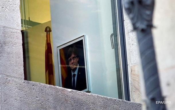 Пучдемон нанял адвоката для получения убежища в Бельгии