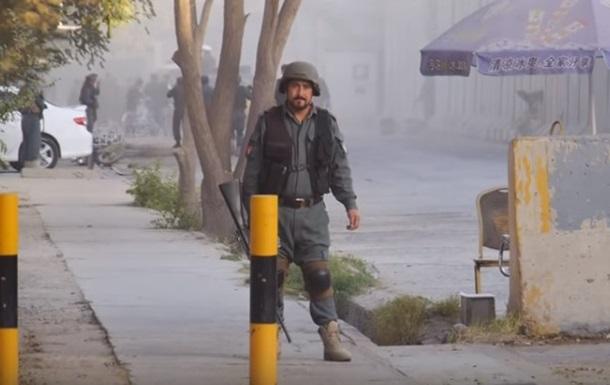 В дипквартале Кабула прогремел мощный взрыв – СМИ