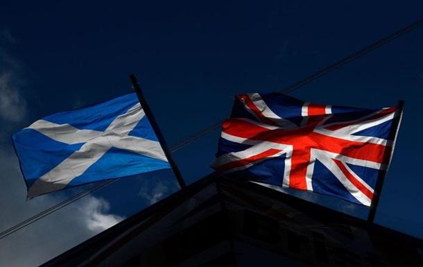 Росія розкручує референдум про незалежність Шотландії — США