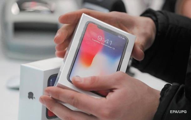 ВСан-Франциско неизвестные украли около 300 iPhone Xдоначала продаж