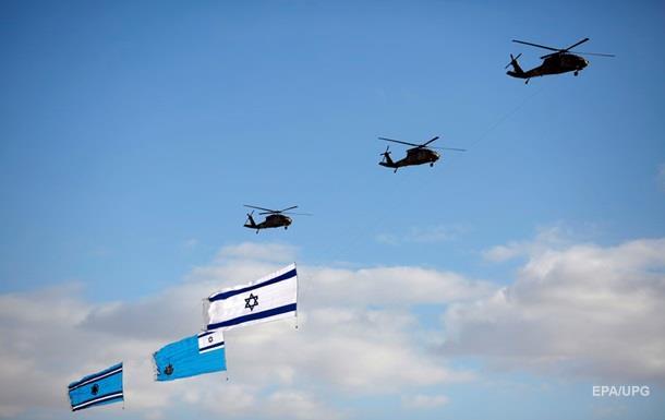 Израиль начинает крупные международные учения ВВС