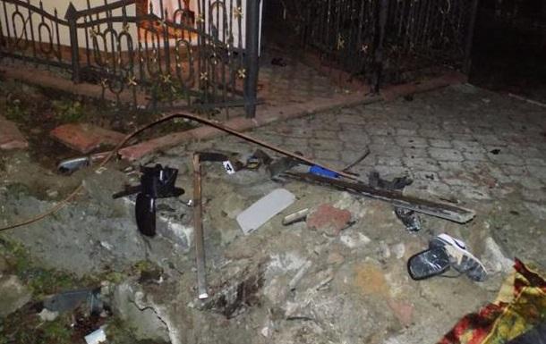 Трагическое ДТП воЛьвове: шофёр несмог справиться суправлением, погибли два человека
