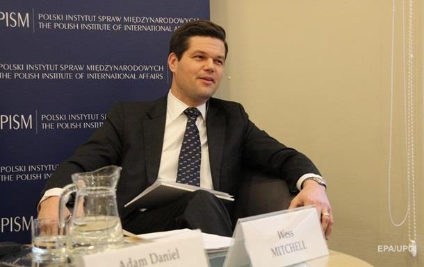 Представник Держдепу США відвідає Київ