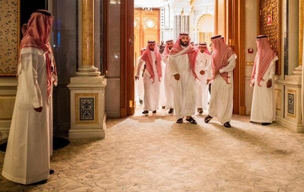 УСаудівській Аравії хочуть вилучити активи на $800 млрд