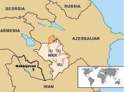 В черном саду снова война. Ситуация в Нагорном Карабахе