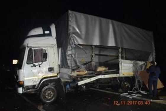 УСловаччині автобус із українськими заробітчанами потрапив уДТП: є загиблий