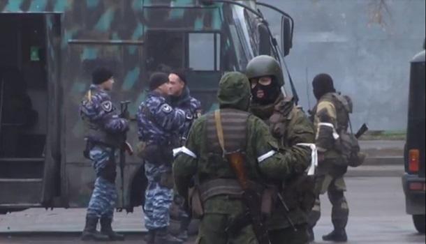 Плотницкий прокомментировал попытку госпереворота вЛуганске