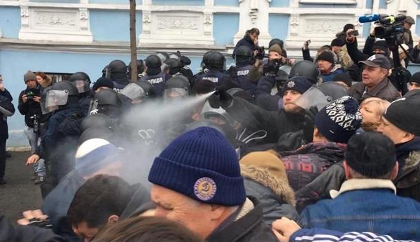 Луценко розповів, учому звинувачують поплічника Саакашвілі Донгадзе