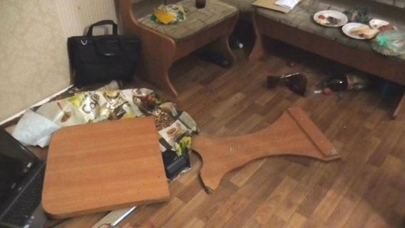 Смерть в день рождения: одессит задержан за убийство сына (видео)