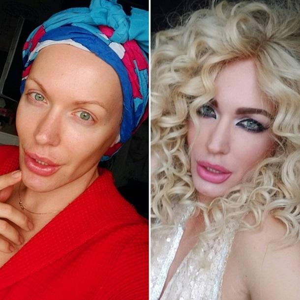 Известные трансгендеры Украины