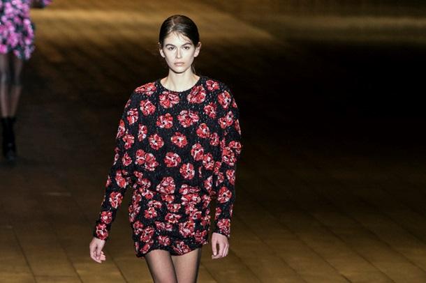 Дочка Кроуфорд взяла участь у Тижні моди в Парижі