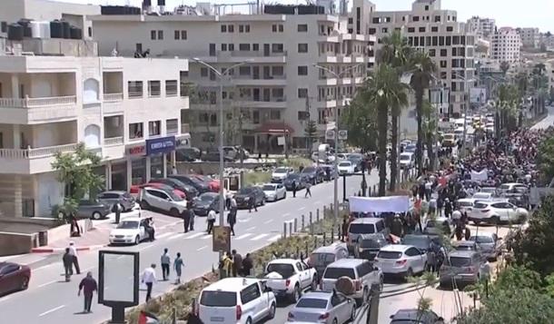 В Израиле проходят массовые протесты