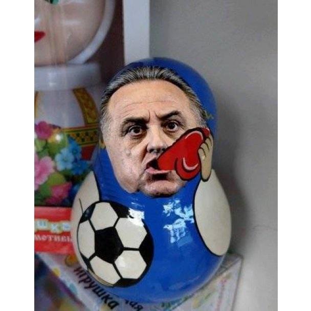 Сувенир к ЧМ по футболу вызвал волну фотожаб