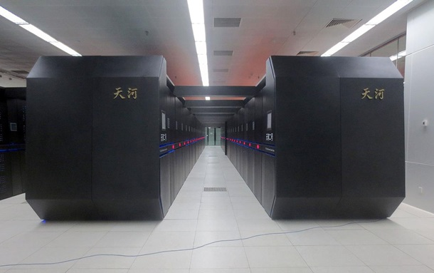 Тріумф NVIDIA і Lenovo. Рейтинг суперкомп'ютерів