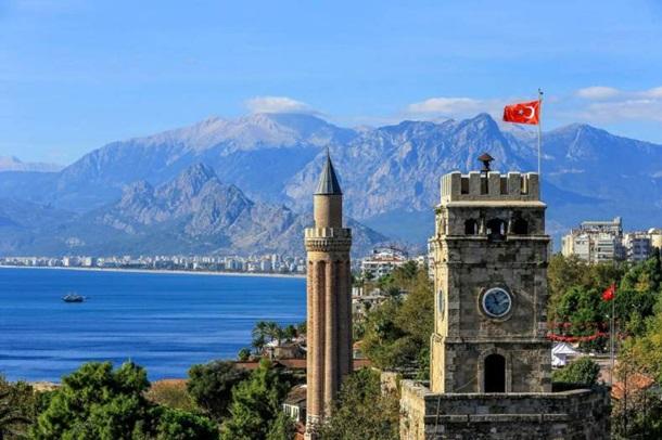 Отпуск в Турции 2018