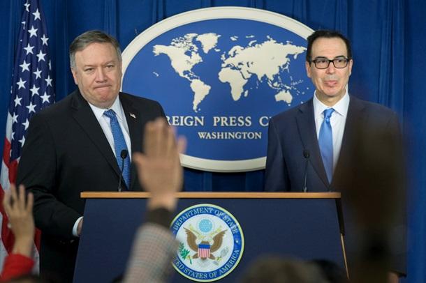 США освободили восемь стран итерриторий отнефтяного эмбарго вотношении Ирана