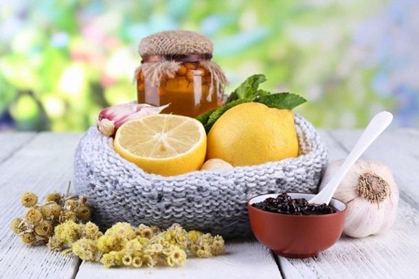 Народные средства от простуды отличная