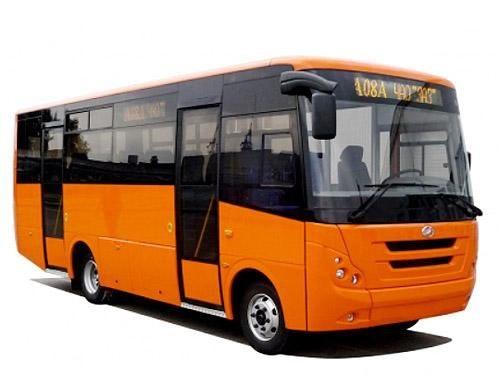 ЗАЗ представил новый автобус I-VAN А08