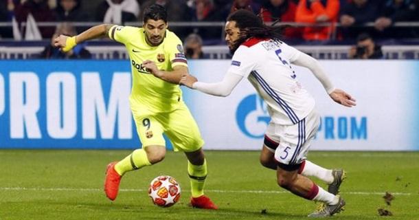 Барселона – Лион: где смотреть онлайн матч 1/8 финала Лиги чемпионов 2