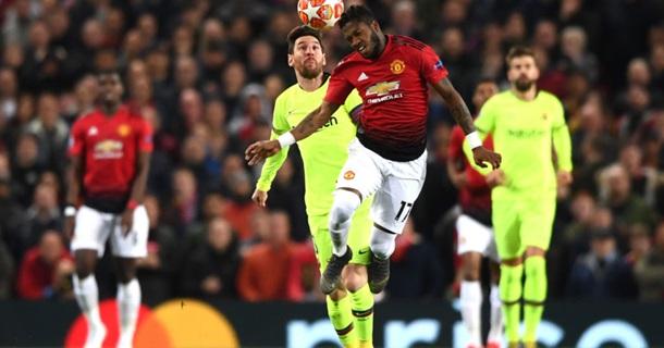 Барселона - Манчестер Юнайтед. Онлайн матчу Ліги Чемпіонів